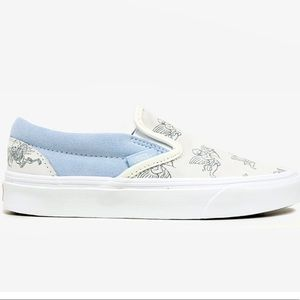 Vans Classic Slip-On Love You To Death Sneakers